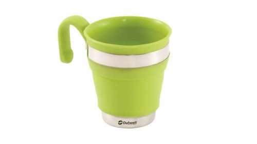 COLLAPS Becher Lime Green