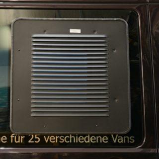 Lüftungsgitter Premium Schiebefenster BEIFAHRERSEITE für VW T6.1 full