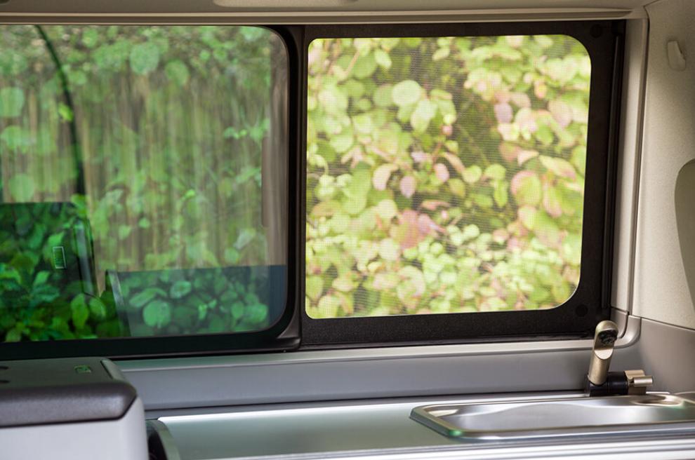 Fliegengitter Schiebefenster T6.1 – NUR PASSEND FÜR T6.1 full