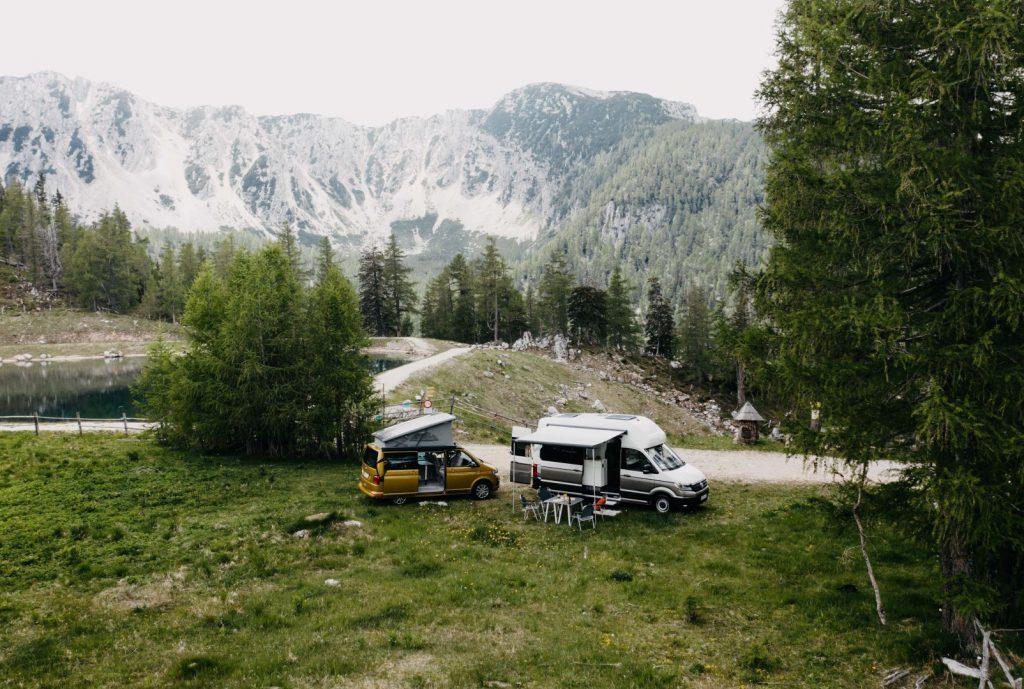 Wildcampen Blog